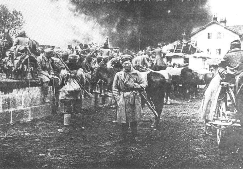 madarska cervena armada v leviciach