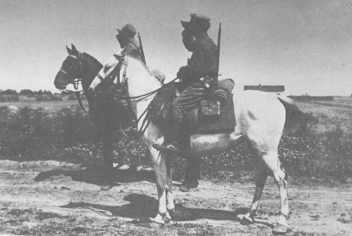 Maďarskí prieskumníci, 1919