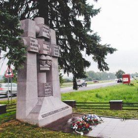 pamätník pri badíne 1919